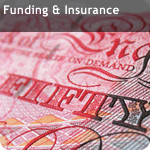 funding and insurance